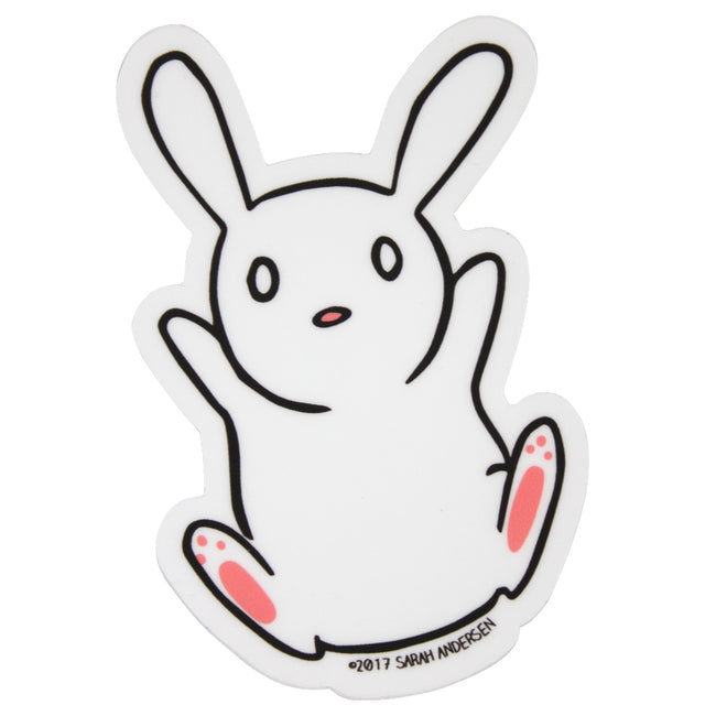 Bun Die-Cut Sticker