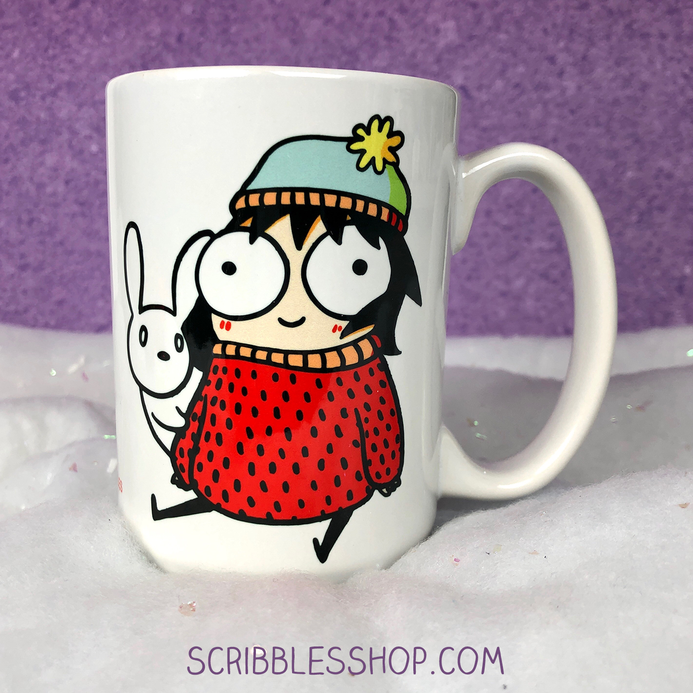 Bundled Up Limited Edition Mug
