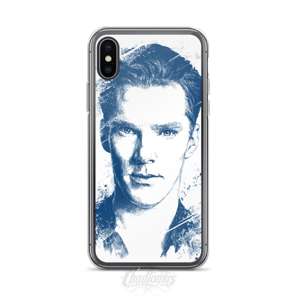 BENEDICT CUMBERBATCH - iPhone Case