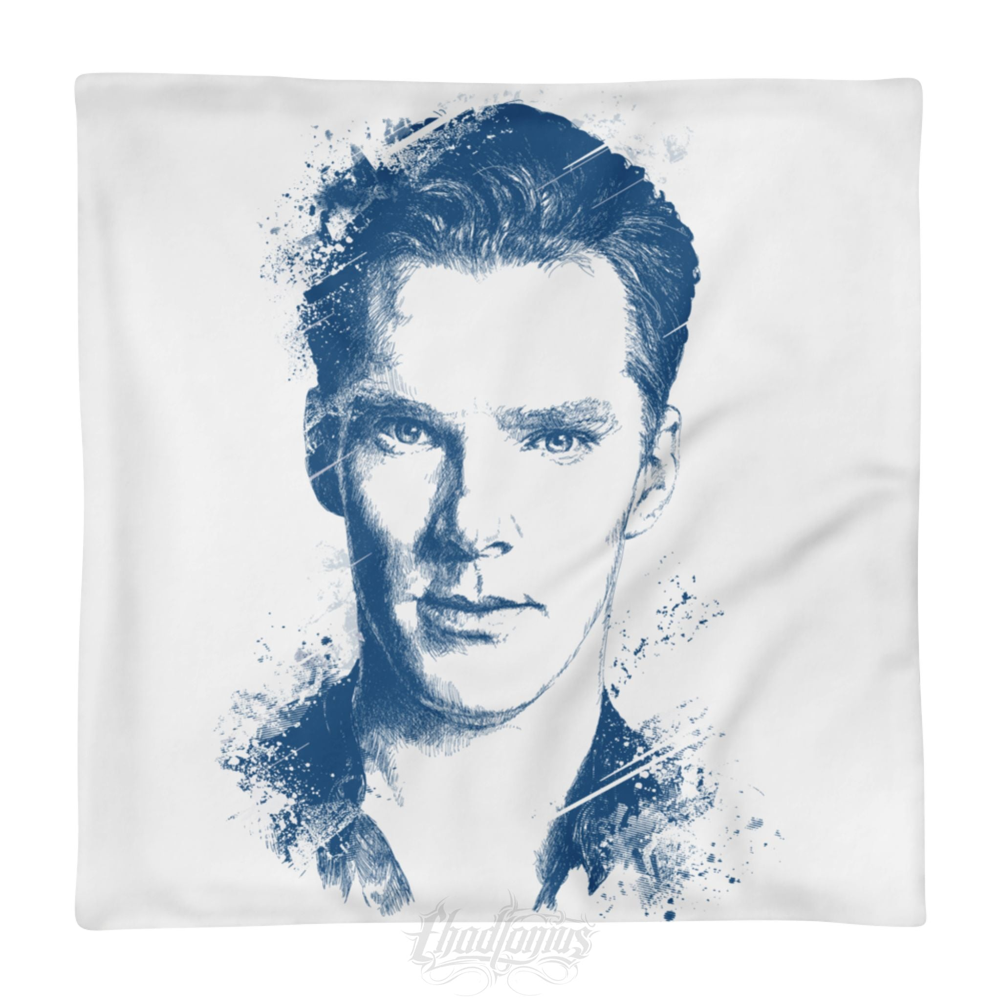 BENEDICT CUMBERBATCH - Square Pillow Case only