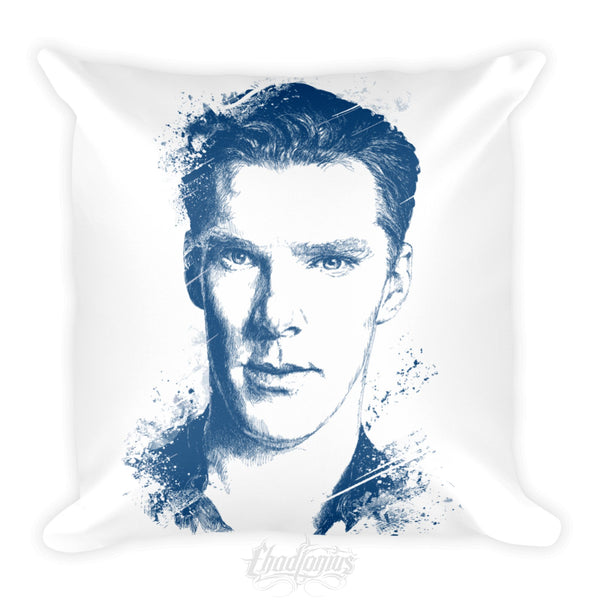 BENEDICT CUMBERBATCH - Square Pillow