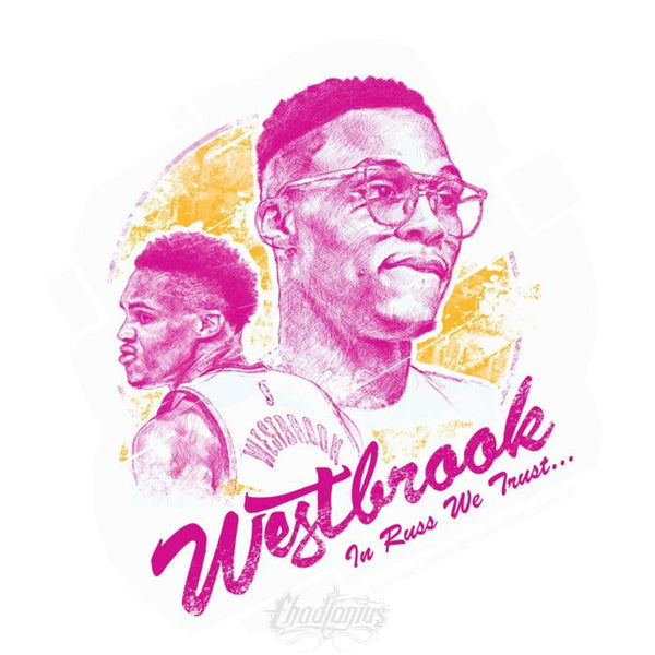 IN RUSS WE TRUST - Russell Westbrook Unisex T-Shirt