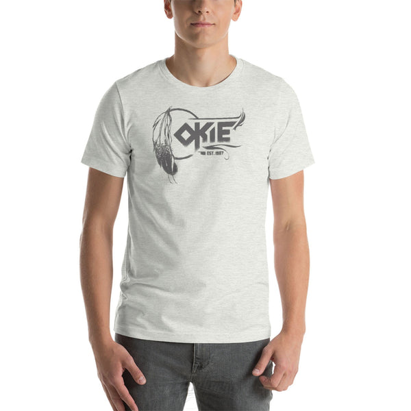 OKIE - Short-Sleeve Unisex T-Shirt