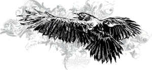 Crow Vector Design Vectors Chadlonius