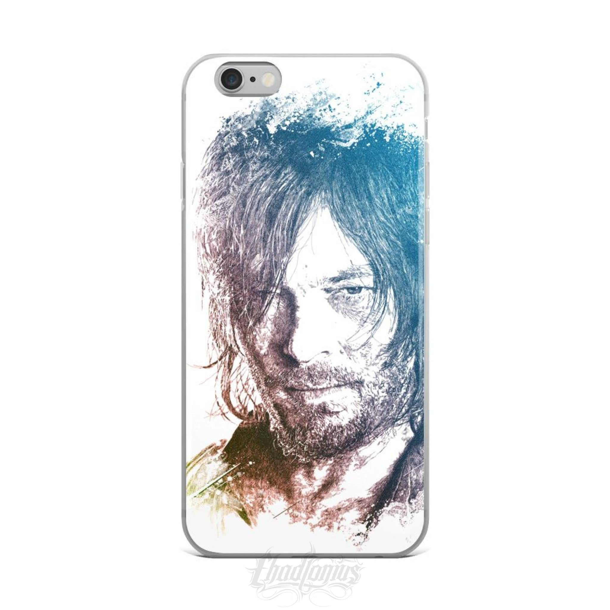 Daryl Dixon - Iphone Case 6 Plus/6S Plus Accessories Chadlonius