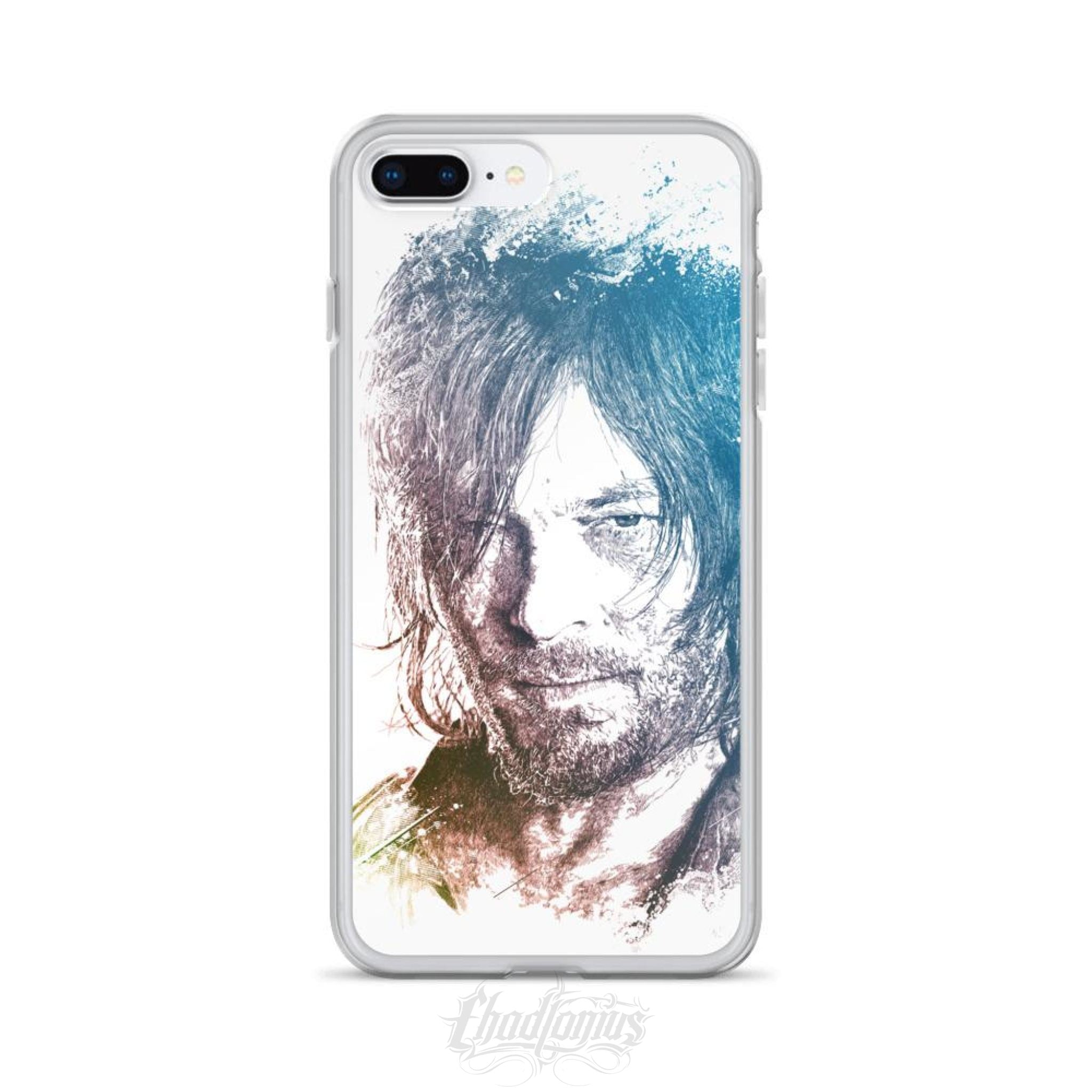 Daryl Dixon - Iphone Case 7 Plus/8 Plus Accessories Chadlonius