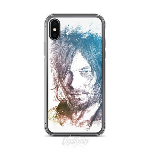 Daryl Dixon - Iphone Case X Accessories Chadlonius