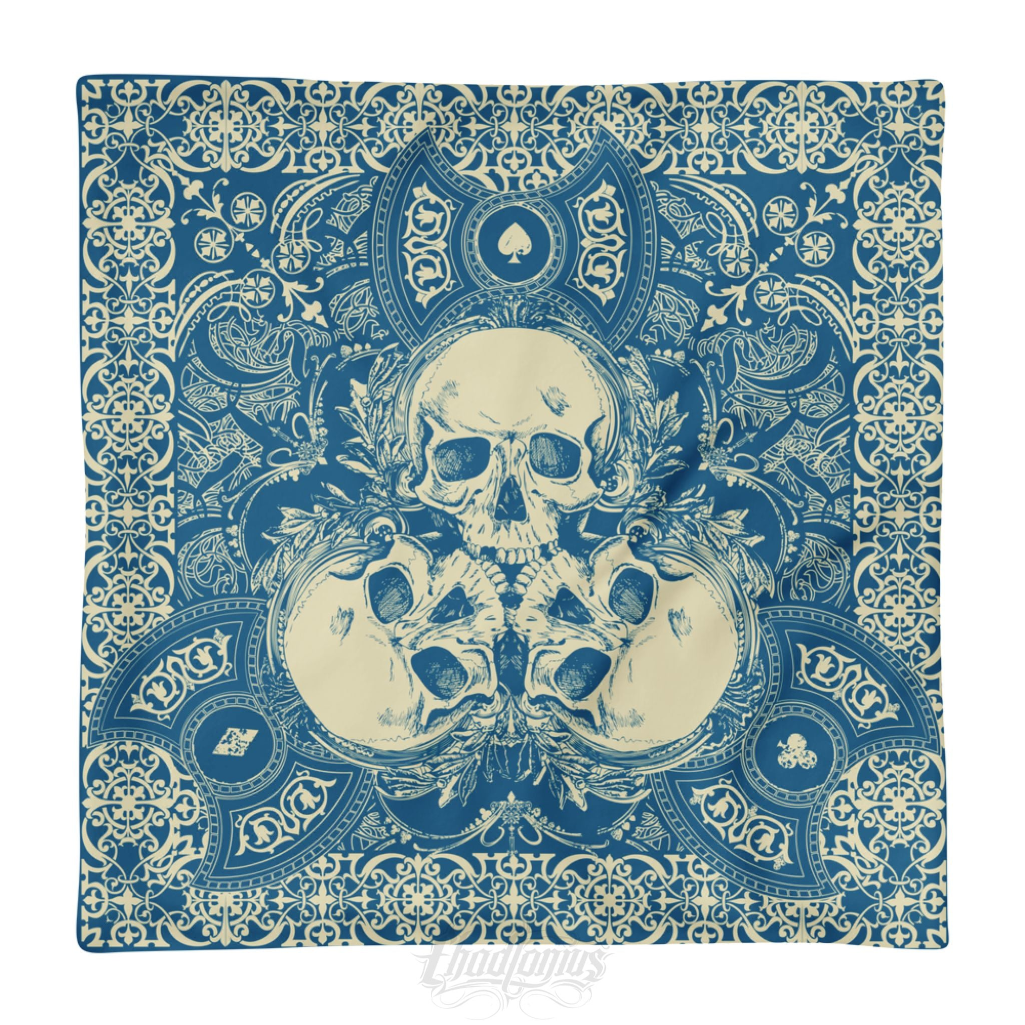 DEAD PRESIDENTS - Square Pillow Case only