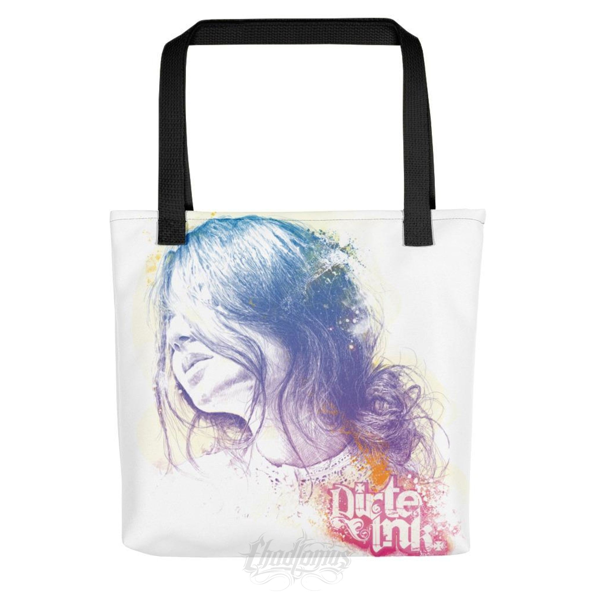 Dirte Inke - Memory Of A Moment - Tote Bag Tote Bags Chadlonius