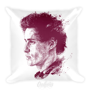 EDDIE REDMAYNE - Square Pillow