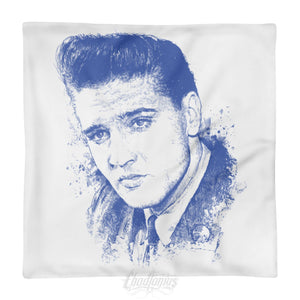 ELVIS - Square Pillow Case only