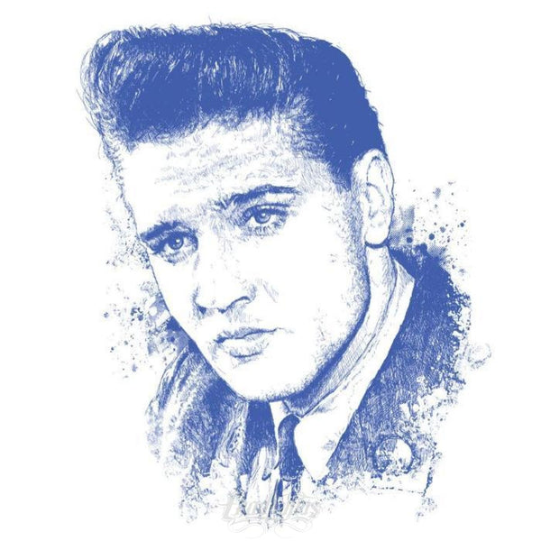ELVIS - Square Pillow