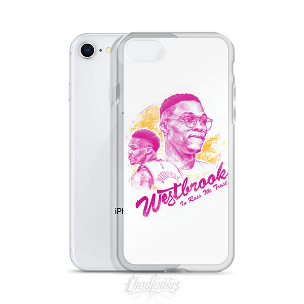 IN RUSS WE TRUST - iPhone Case