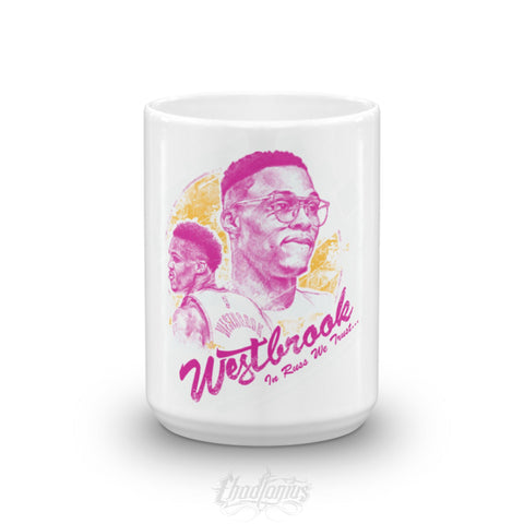 IN RUSS WE TRUST - Mug