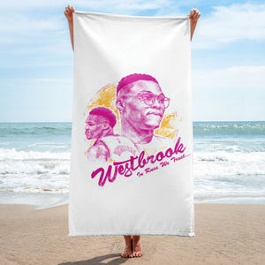IN RUSS WE TRUST - Towel