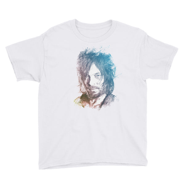 DARYL DIXON - Youth Short Sleeve T-Shirt