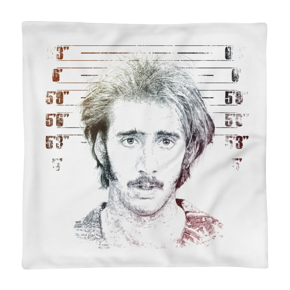 H.I. McDUNNOUGH - RAISING ARIZONA - Square Pillow Case only