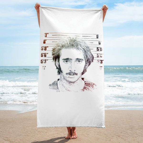 H.I. McDUNNOUGH - RAISING ARIZONA - Towel