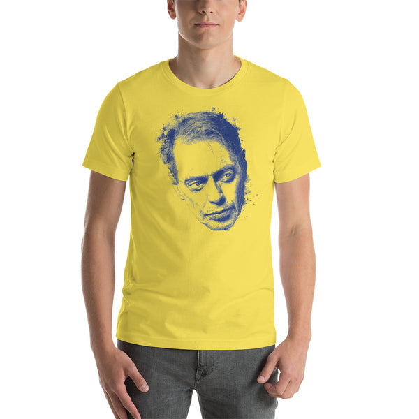STEVE BUSCEMI ROCKS - Short-Sleeve Unisex T-Shirt