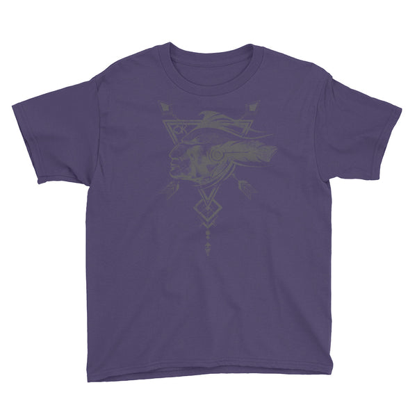THE NATIVE - Native American Inspired Youth T-Shirt