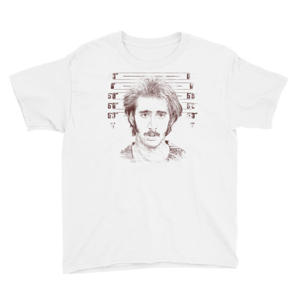 H.I. McDUNNOUGH - RAISING ARIZONA - Youth Short Sleeve T-Shirt