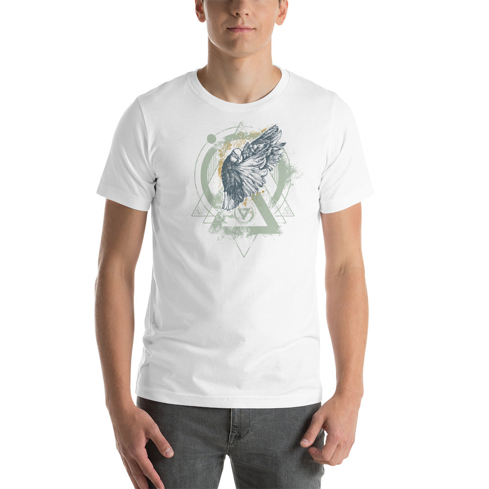ENIGMA - Short-Sleeve Unisex T-Shirt