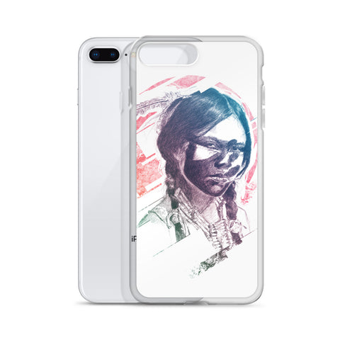 DONOMA - Native American Inspired Art - iPhone Case