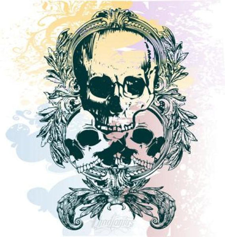 Money Skull Vector Design Vector Chadlonius