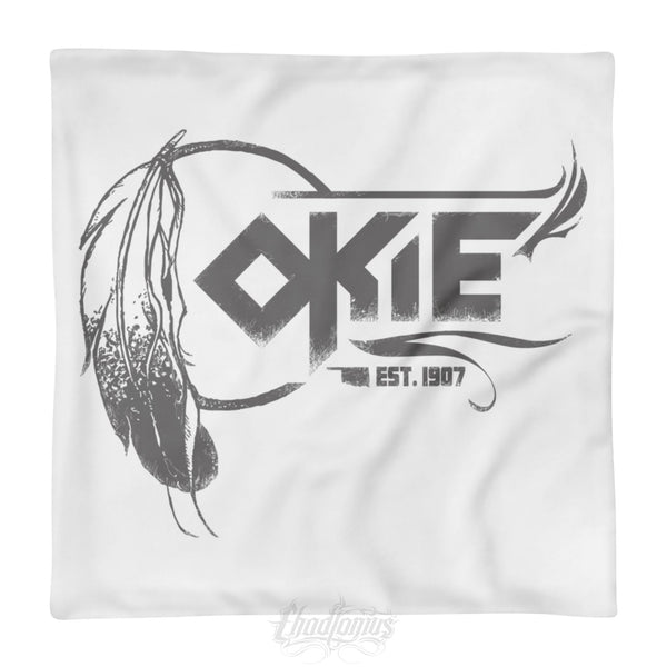 OKIE - Square Pillow Case only