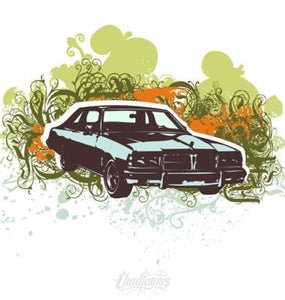 Old Car Vector Design Vector Chadlonius