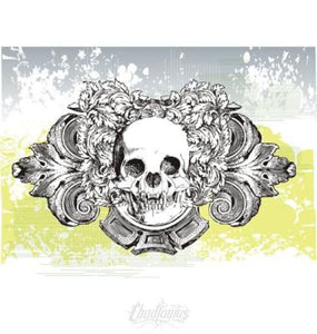 Royal Skull Vector Design Vector Chadlonius