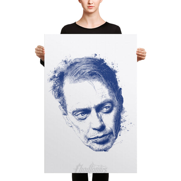 STEVE BUSCEMI ROCKS - Canvas