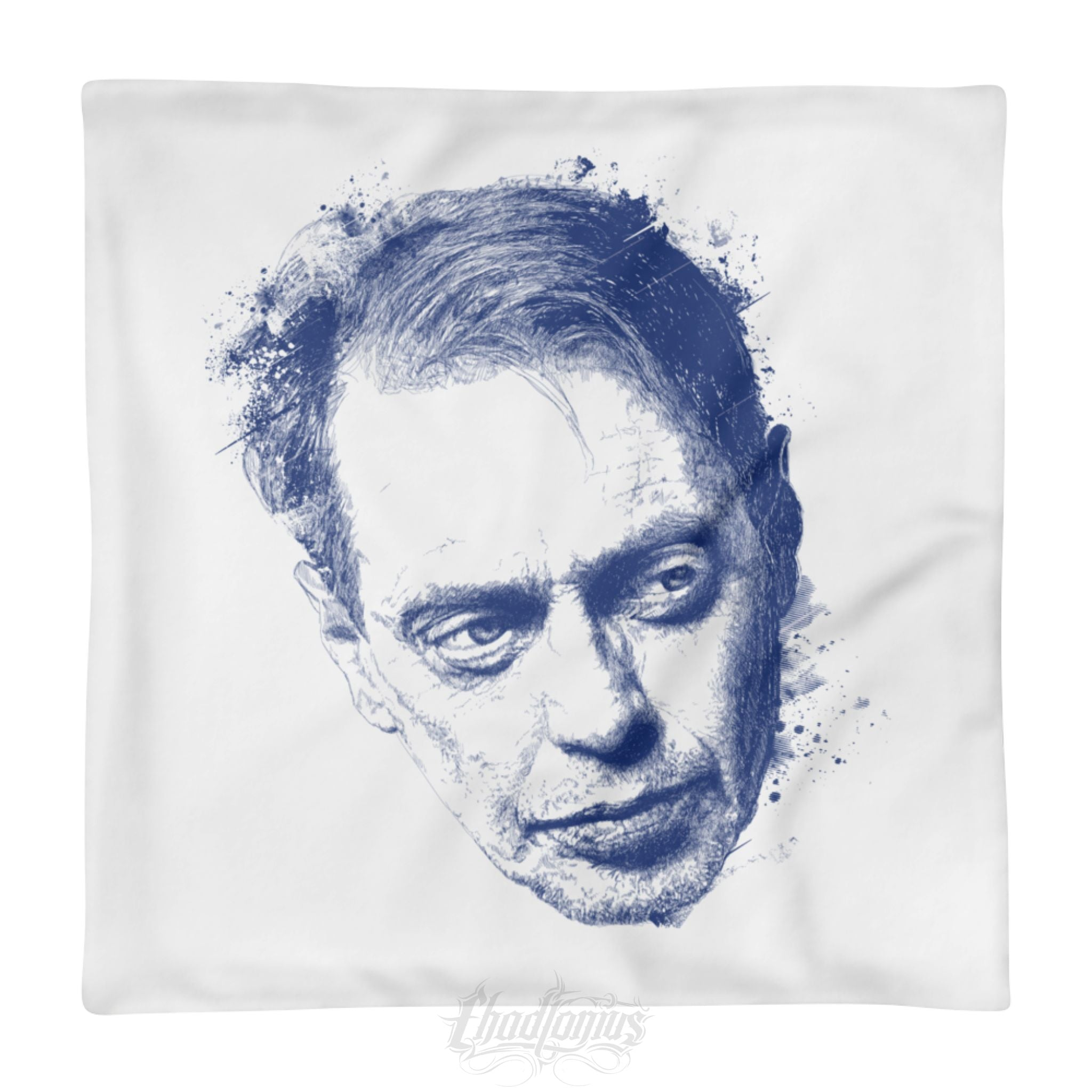 STEVE BUSCEMI ROCKS - Square Pillow Case only