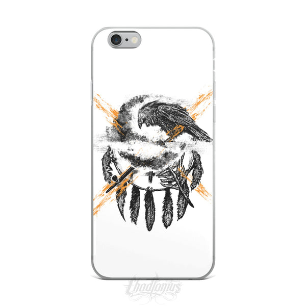 THE CROW - iPhone Case