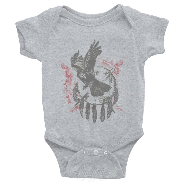 THE RAVEN - Infant Onesies