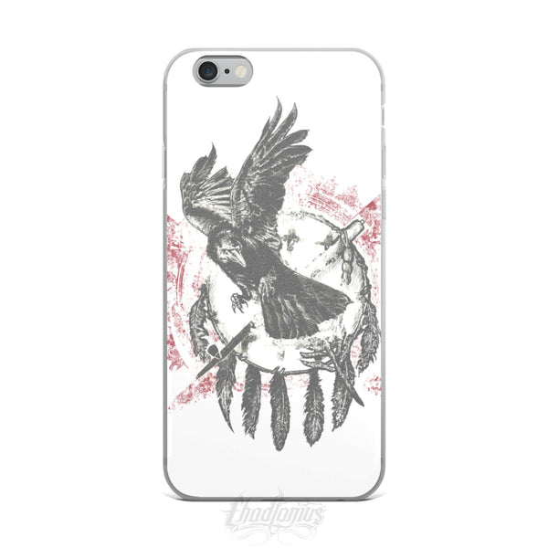 THE RAVEN - iPhone Case