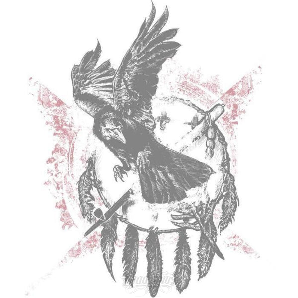 THE RAVEN - Tote bag