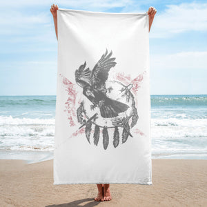 THE RAVEN - Towel