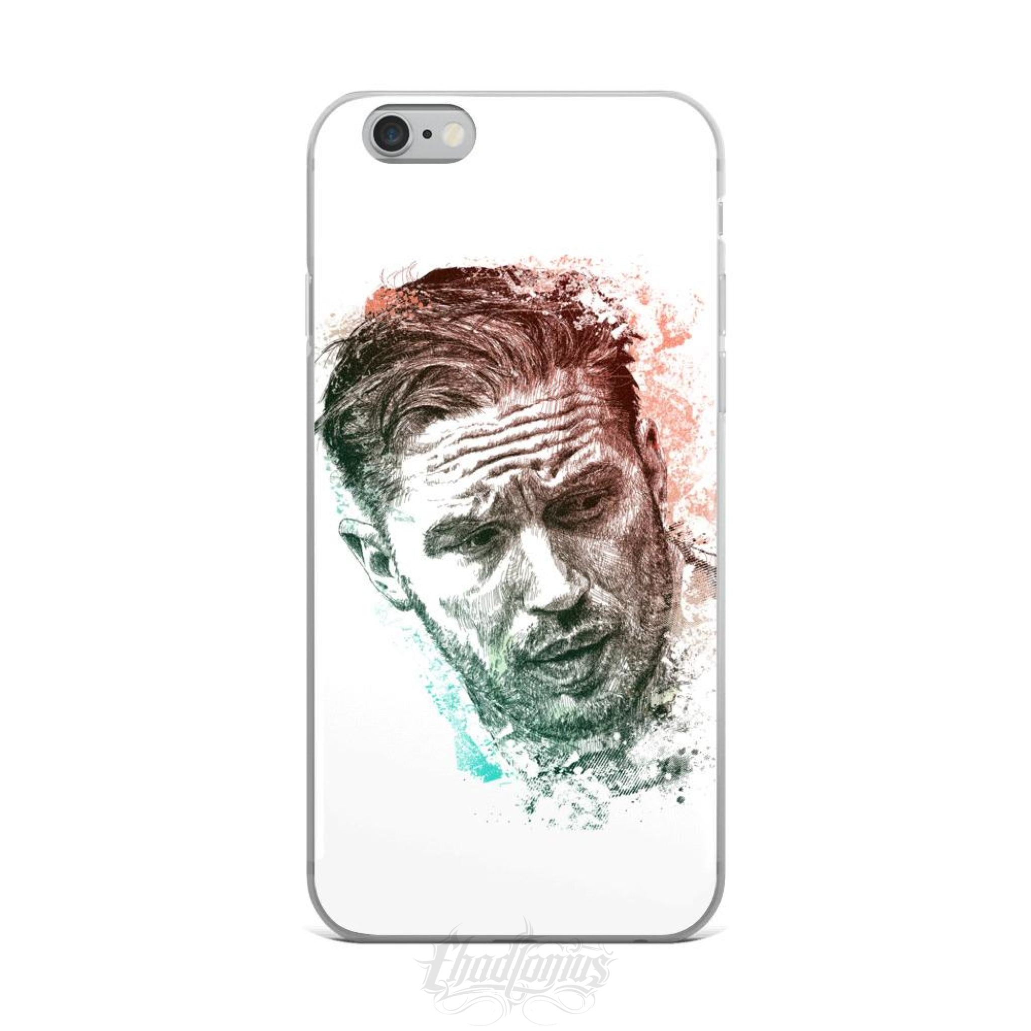 Tom Hardy - Iphone Case 6 Plus/6S Plus Phone Cases Chadlonius