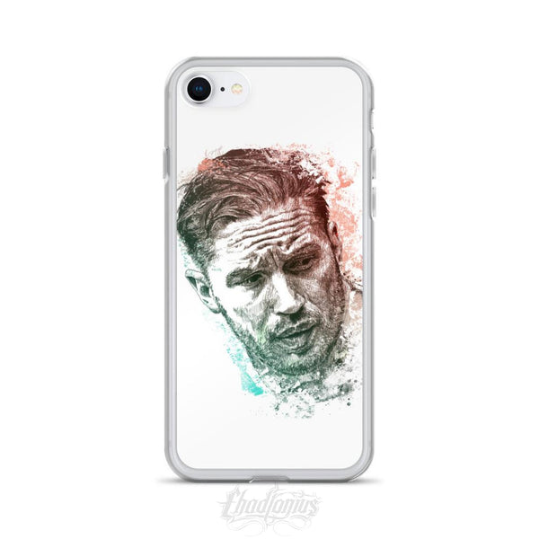 Tom Hardy - Iphone Case 7/8 Phone Cases Chadlonius