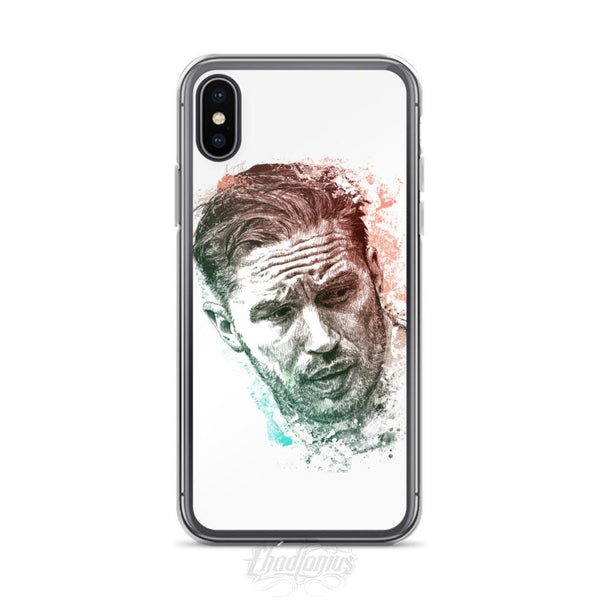 Tom Hardy - Iphone Case X Phone Cases Chadlonius