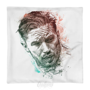 Tom Hardy - Square Pillow Case Only Pillow Cases Chadlonius