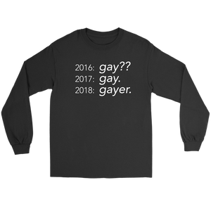 Gayer Long Sleeve Tee
