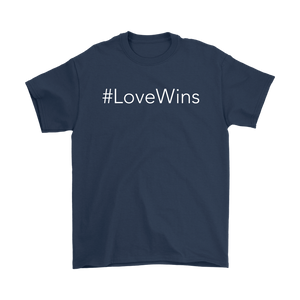 #LoveWins Mens Tee