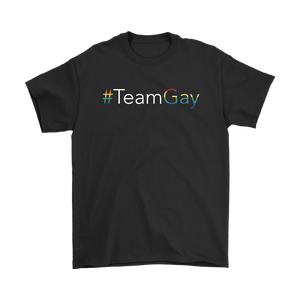 #TeamGay Mens Tee