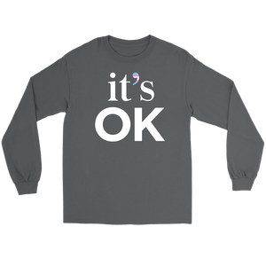 Okay II Long Sleeve Tee