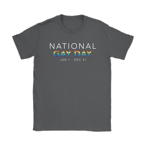 Gay Day Womens Tee