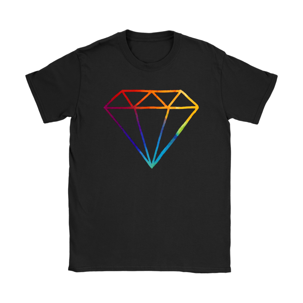 Diamond Womens Tee