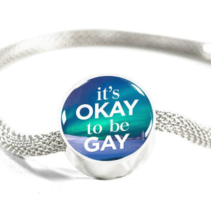 It's Okay - Luxury Steel Bracelet