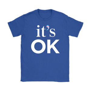 Okay II Womens Tee